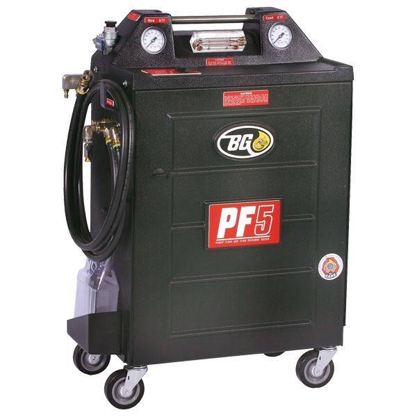 bg pf5 transmission exchange system