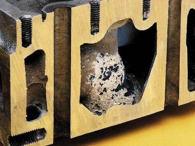 bg cooling system service